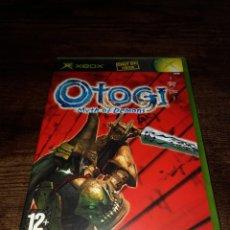 Videojuegos y Consolas: OTOGI MYTH OF DEMONS ESP COMPLETO SEGA XBOX. Lote 277820573