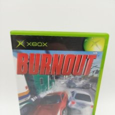 Videojuegos y Consolas: BURNOUT 2 POINT TO IMPACT XBOX. Lote 277821563