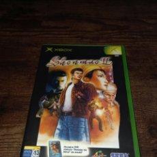 Videojuegos y Consolas: SHENMUE II ESP COMPLETO XBOX SEGA. Lote 277822233