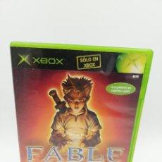 Videojuegos y Consolas: FABLE XBOX. Lote 278281993