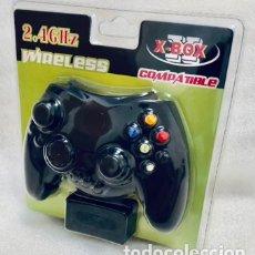 Videojuegos y Consolas: MANDO CONTROLADOR WIRELESS 2.4GHZ CONTROLLER [COMPATIBLE] [XBOX] CLASSIC. Lote 281037278