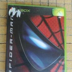 Videojuegos y Consolas: JUEGO SPIDERMAN PARA LA XBOX CLASICA COMPLETO EN BUEN ESTADO VERSION PAL. Lote 285155068