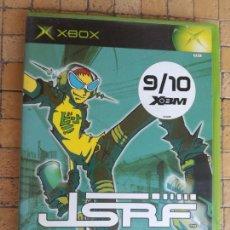 Videojuegos y Consolas: JUEGO JSRF JETSET RADIO FUTURE - SEGA - PARA LA CONSOLA XBOX CLASICA - COMPLETO EN MUY BUEN ESTADO. Lote 285156948