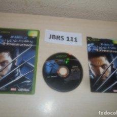 Videojuegos y Consolas: XBOX - X-MEN 2 - LA VENGANZA DE LOBEZNO , PAL ESPAÑOL , COMPLETO. Lote 286878718