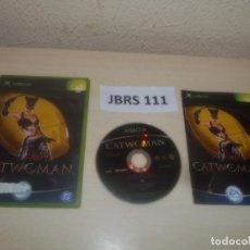 Videojuegos y Consolas: XBOX - CATWOMAN , PAL ESPAÑOL , COMPLETO. Lote 286878923