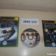 Videojuegos y Consolas: XBOX - TIMESPLITTERS , PAL UK , COMPLETO. Lote 286878993