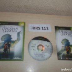 Videojuegos y Consolas: XBOX - UNA SERIE DE CATASTROFICAS DESDICHAS , PAL ESPAÑOL , COMPLETO. Lote 286879103