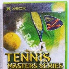 Videojuegos y Consolas: XBOX - TENNIS - MASTERS SERIES 2003 - SIN INSTRUCIONES. Lote 287078208