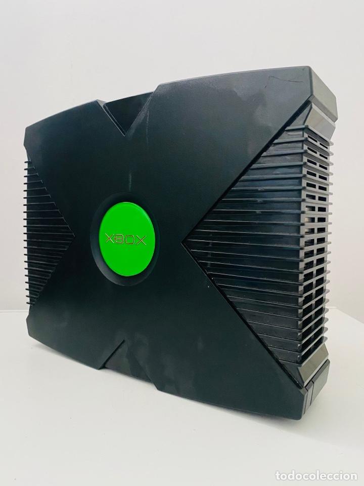 Videojuegos y Consolas: Xbox Classic Microsoft & Controller - Foto 13 - 287267573