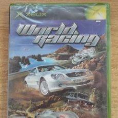 Videojuegos y Consolas: WORLD RACING XBOX PAL ESPAÑA PRECINTADO. Lote 287721663