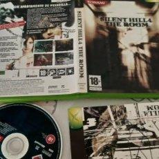 Videojuegos y Consolas: SILENT HILL 4: LA ROOM (XBOX ) VERSIÓN PAL. Lote 287791568