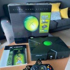 Videojuegos y Consolas: CONSOLA XBOX ORIGINAL. Lote 287954183