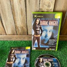 Videojuegos y Consolas: JAMES CAMERON'S DARK ÁNGEL XBOX CLASSIC COMPLETO PAL EUROPA. Lote 288686818