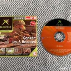 Videojuegos y Consolas: CU3. DEMO XBOX N 36. Lote 289352338
