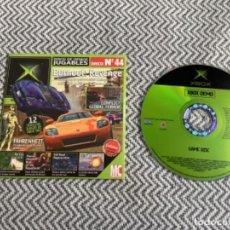 Videojuegos y Consolas: CU3. DEMO XBOX N 44. Lote 289352373