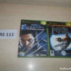 Videojuegos y Consolas: X-MEN 2 LA VENGAANZA DE LOBEZNO + TIME SPLITERS. Lote 289685623