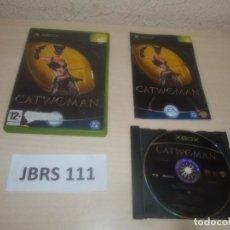 Videojuegos y Consolas: XBOX - CATWOMAN , PAL ESPAÑOL , COMPLETO. Lote 293996813
