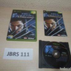Videojuegos y Consolas: XBOX - X-MEN 2 - LA VENGANZA DE LOBEZNO , PAL ESPAÑOL , COMPLETO. Lote 293996923