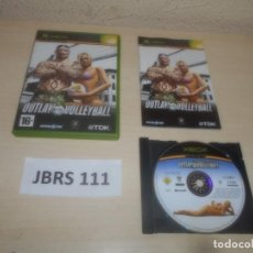 Videojuegos y Consolas: XBOX - OUTLAW VOLLEBALL , PAL ESPAÑOL , COMPLETO. Lote 293996963