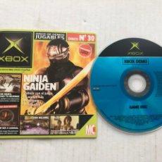 Videojuegos y Consolas: XBOX DEMOS JUGABLES DISCO N 30 MICROSOFT X-BOX KREATEN. Lote 294063963