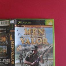 Videojuegos y Consolas: MEN OF VALOR XBOX. Lote 295638228