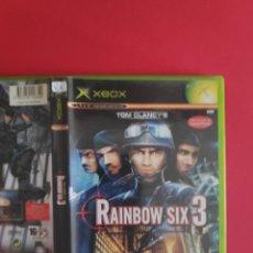 Videojuegos y Consolas: RAINBOW SIX 3 XBOX. Lote 295638803