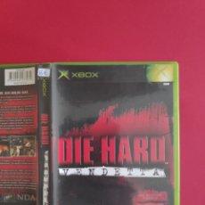 Videojuegos y Consolas: DIEGO HARD VENDETTA XBOX. Lote 295639018