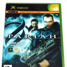 Videojuegos y Consolas: JUEGO XBOX PARIAH NUEVO PRECINTADO. Lote 295864368