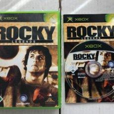 Videojuegos y Consolas: ROCKY LEGENDS - XBOX X-BOX KREATEN. Lote 296595378