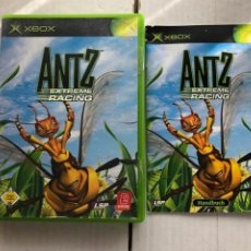 Videojuegos y Consolas: ANTZ EXTREME RACING - XBOX X-BOX KREATEN. Lote 296595828