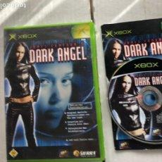 Videojuegos y Consolas: DARK ANGEL JAMES CAMERON - XBOX X-BOX KREATEN. Lote 296596433