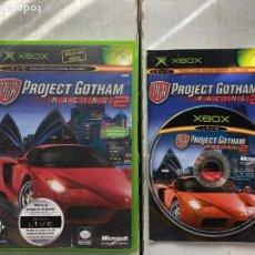 Videojuegos y Consolas: PROJECT GOTHAM RACING 2 PGR - XBOX X-BOX KREATEN. Lote 296597058