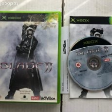Videojuegos y Consolas: BLADE II 2 MARVEL ACTIVISION - XBOX X-BOX KREATEN. Lote 296735733
