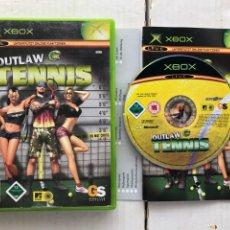 Videojuegos y Consolas: OUTLAW TENNIS TENIS - XBOX X-BOX KREATEN. Lote 296736568