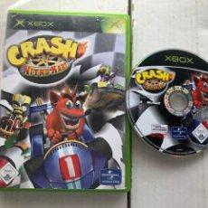Videojuegos y Consolas: CRASH NITRO KART - XBOX X-BOX KREATEN. Lote 296737093