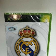 Videojuegos y Consolas: XBOX REAL MADRID CLUB FOOTBALL NUEVO/PRECINTADO. Lote 296777128