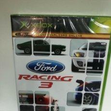 Videojuegos y Consolas: XBOX FORD RACING 3NUEVO/PRECINTADO. Lote 296777458