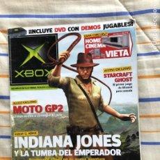 Videojuegos y Consolas: REVISTA XBOX OFICIAL X-BOX 14 - KREATEN. Lote 296889953