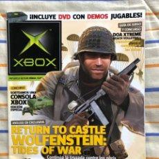 Videojuegos y Consolas: REVISTA XBOX OFICIAL X-BOX 15 - KREATEN. Lote 296890033