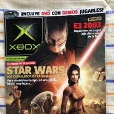 Videojuegos y Consolas: REVISTA XBOX OFICIAL X-BOX 17 - KREATEN. Lote 296890148