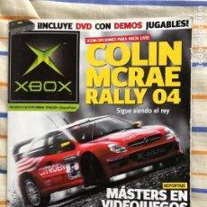 Videojuegos y Consolas: REVISTA XBOX OFICIAL X-BOX 19 - KREATEN. Lote 296890273