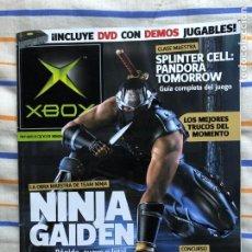 Videojuegos y Consolas: REVISTA XBOX OFICIAL X-BOX 27 - KREATEN. Lote 296890533