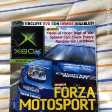 Videojuegos y Consolas: REVISTA XBOX OFICIAL X-BOX 36 - KREATEN. Lote 296890758