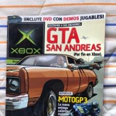Videojuegos y Consolas: REVISTA XBOX OFICIAL X-BOX 39 - KREATEN. Lote 296890978