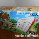 Videojuegos y Consolas Nintendo 2DS: NINTENDO 2DS CON ANIMAL CROSSING PREINSTALADO.. Lote 126681403