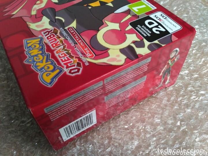 Videojuegos y Consolas Nintendo 2DS: NINTENDO CONSOLA 2DS EDICIÓN POKEMON OMEGA RUBI NUEVA - Foto 3 - 130353610