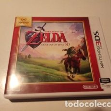 Videojuegos y Consolas Nintendo 2DS: THE LEGEND OF ZELDA: OCARINA OF TIME, NINTENDO 3DS (N3DS) NINTENDO 2DS (N2DS). Lote 144257166
