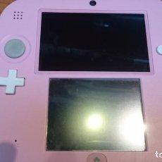 Videojuegos y Consolas Nintendo 2DS: NINTENDO 2DS ROSA EN PERFECTO ESTADO.. Lote 148898550