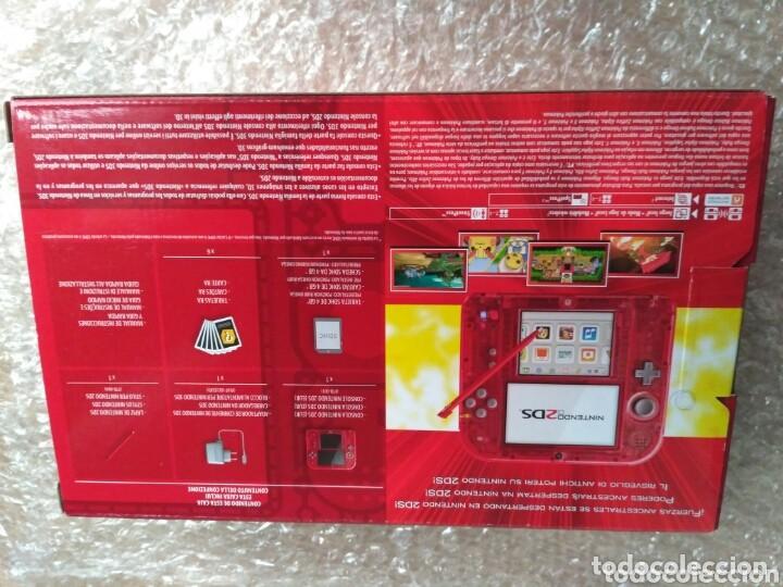 Videojuegos y Consolas Nintendo 2DS: CONSOLA NINTENDO 2DS EDICIÓN POKEMON OMEGA RUBY PAL VERSION NUEVA - Foto 2 - 149513886