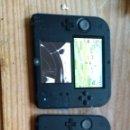Videojuegos y Consolas Nintendo 2DS: NINTENDO 2 DS AVERIADAS LOTE 2 LEER ANTES DE COMPRAR. Lote 160163576